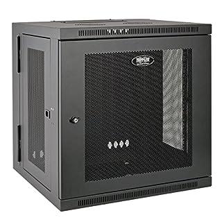 "Tripp Lite 12U Wall Mount Rack Enclosure Server Cabinet, Hinged, 20.5"" Deep, Switch-Depth (SRW12US) (B001TGUYI2) | Amazon price tracker / tracking, Amazon price history charts, Amazon price watches, Amazon price drop alerts"
