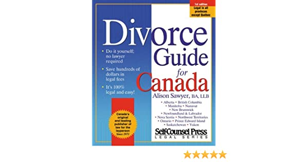 Divorce guide for canada alison sawyer 0069635804438 books divorce guide for canada alison sawyer 0069635804438 books amazon solutioingenieria Image collections