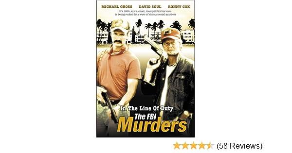 Amazon com: In the Line of Duty: The FBI Murders: Ronny Cox