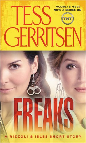 book cover of Freaks