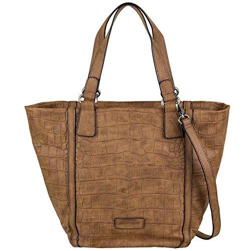 GERRY WEBER Women's Tote Bag Cognac