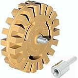 Decal Remover Eraser Wheel 4 Quot Diameter X 5 8 Quot Width