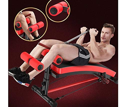 GaoMiTA Sit-up Board sit-ups Fitness Equipment Home Multi-Function Men's and Women's Abdomen by GaoMiTA (Image #1)