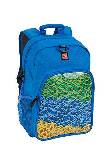 LEGO Kids Waterfall Heritage Classic Backpack, Blue,