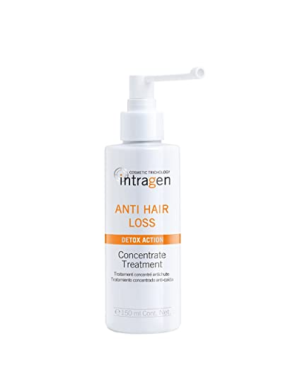 Amazon.com : Intragen Anti Hair Loss Concentrate treatment 150ml : Beauty