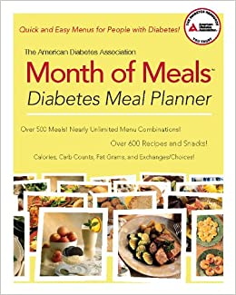 The American Diabetes Association Month of Meals Diabetes Meal ...