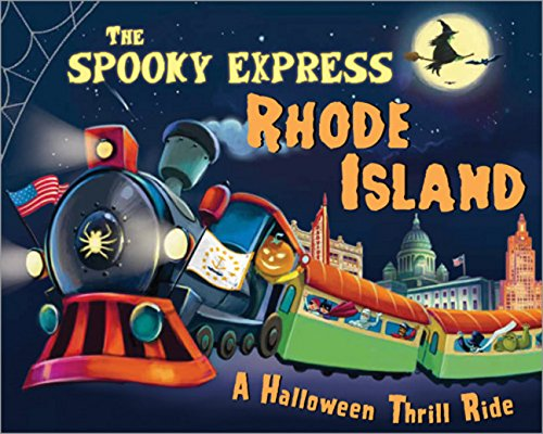 The Spooky Express Rhode Island