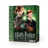 Ron Weasley from Harry Potter Poster Puzzle Made by Wrebbit (500 Pieces)