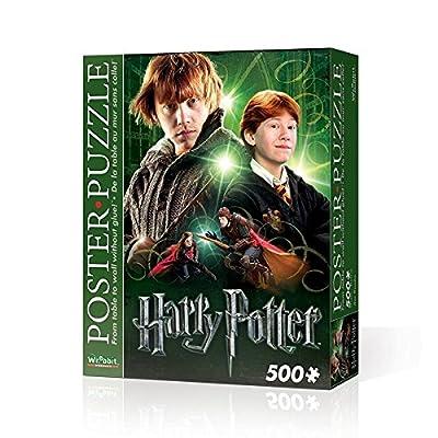 Wrebbit Wpp 5004 Puzzle Poster Ron Weasley 500 Pezzi