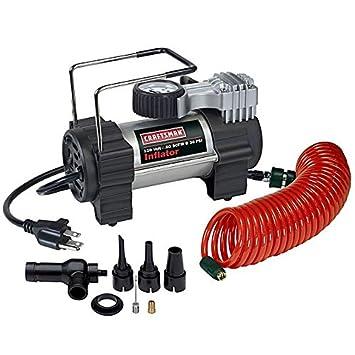 Craftsman 120 V portátil inflator- Craftsman 75121: Amazon.es: Coche y moto