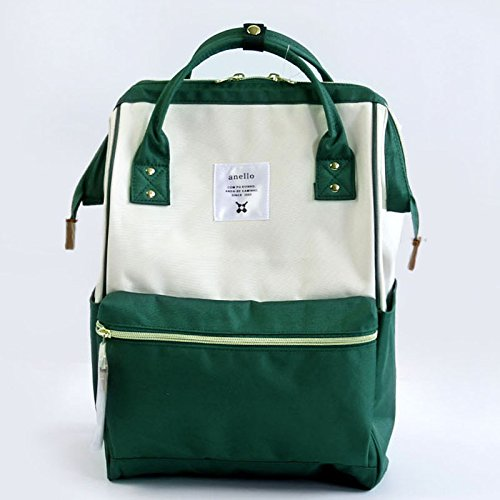 The Green Bag My Fashion White Bags Student Violet Women Day Backpack Beauty Shoulder Backpack Lotte School nvwAWR6xn