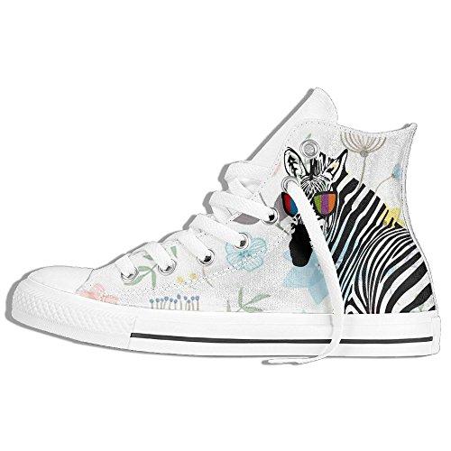 Scarpe Da Ginnastica Sneakers Alte In Tela Di Pizzo Alto, Scarpe Da Ginnastica Da Ginnastica Sneaker Di Moda Classica