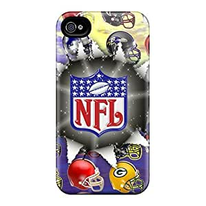 AvH4575LZje Anti-scratch Cases Covers CaterolineWramight Protective Nfl Cases For Iphone 4/4s