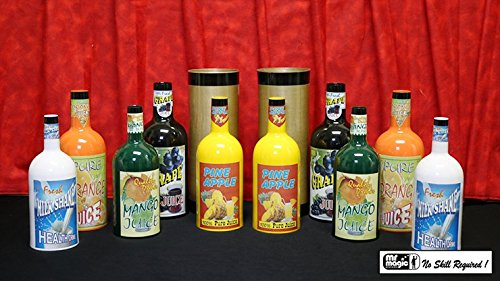 Multiplying Juice Bottles 10 by Mr Magic Trick