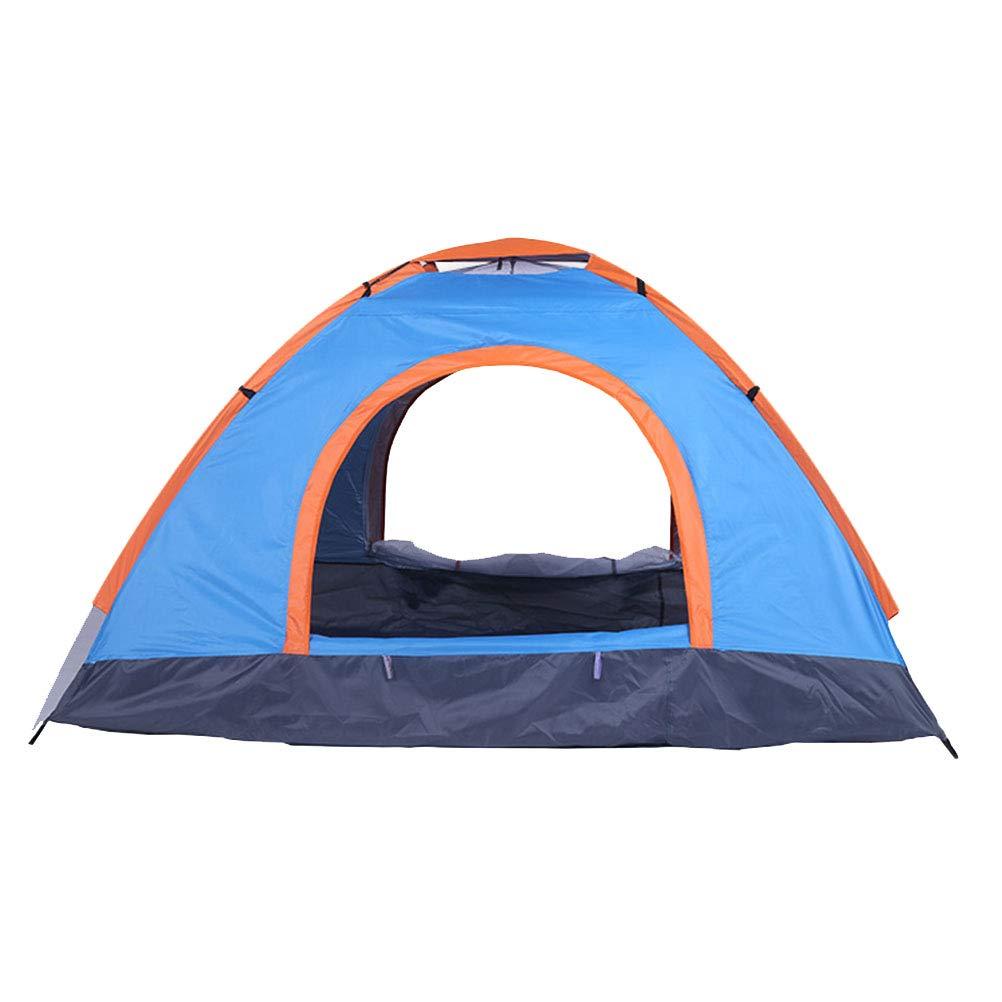 VORCOOL Strandmuschel Pop-up Zelt Wasserdicht Sichtschutz Outdoor Urlaub Zelt (Blau)