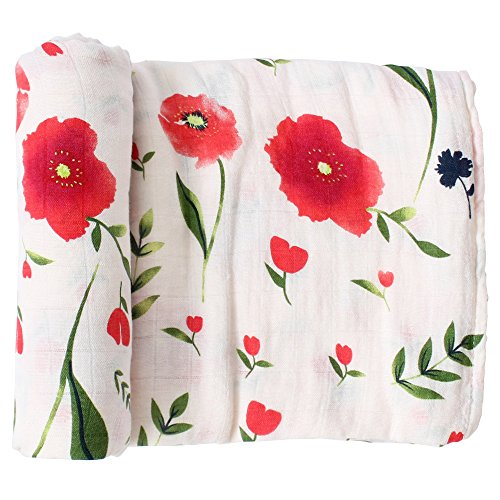 Muslin Swaddling Receiving Blankets LifeTree product image