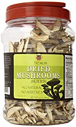 Family Premium Dried Mushrooms Sliced, 6.5 Ounce