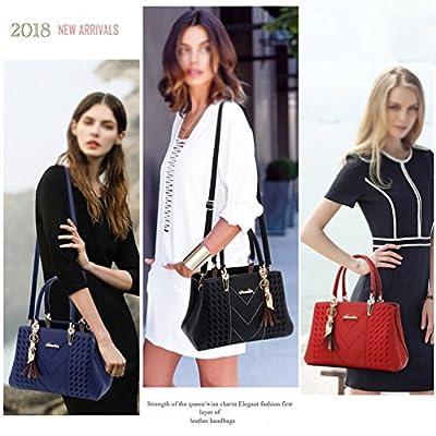 ALARION Womens Purses and Handbags Shoulder Bag Ladies Designer Satchel Messenger Tote Bag