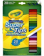 Crayola Markers Super TIPS-20/PKG