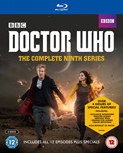 Doctor Who - Series 9 Complete [Blu-ray] [Import anglais]
