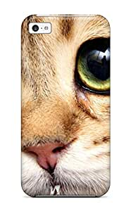 New Style Hot Case Cover Protector For Iphone 5c- Cat 6666434K19469432