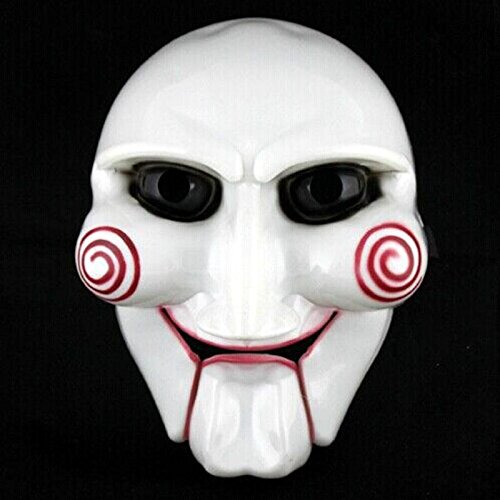 [Fashion Cosplay for Halloween Masquerade Carnival Party Prom Carnival Mask (Clown Killer)] (Halloween Costumes Scary Doll)