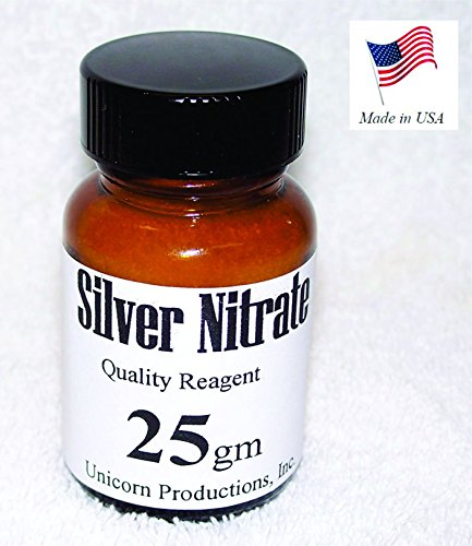 Silver Nitrate - USA Finest - 25gm