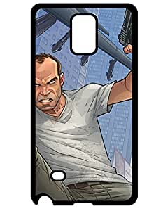 4319118ZA971775588NOTE4 Best New Arrival Samsung Galaxy Note 4 Case Grand Theft Auto V Patrick Brown Case Cover Team Fortress Game Case's Shop