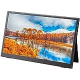 CNmuca Monitor portátil de 13,3 polegadas Tela de expansão do computador móvel Full High Definition Office Gaming Monitor pre