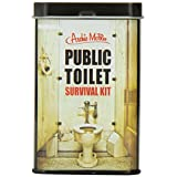 Accoutrements 12179 Accoutrements Public Toilet Survival Kit