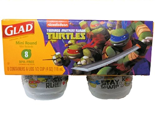 glad-teenage-mutant-ninja-turtles-mini-round-containers