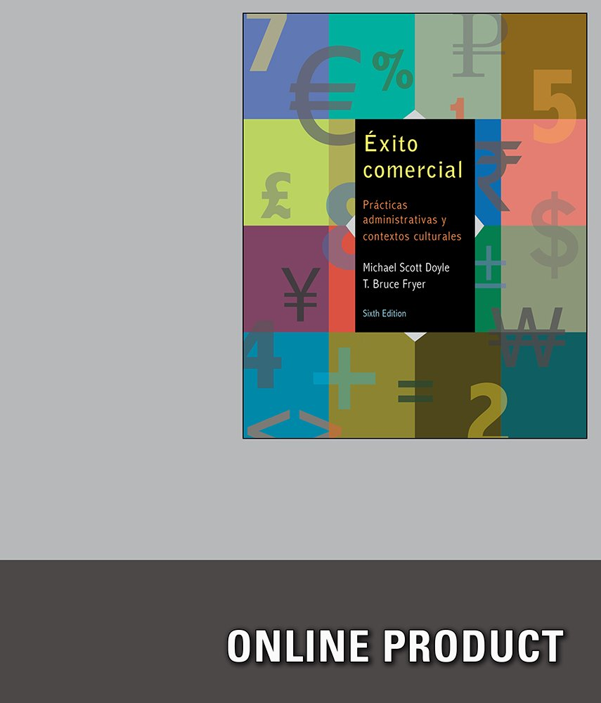 Amazon.com: Premium Website for Doyle/Fryer's Éxito comercial, 6th Edition:  Software