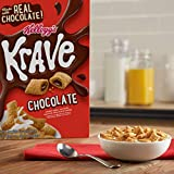 Krave Dual Pack Cereal With Chocolate Flavored