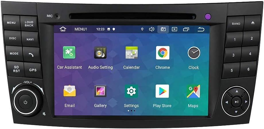 Ossuret Android 10 Autoradio Radio Gps Navigation Mit Elektronik