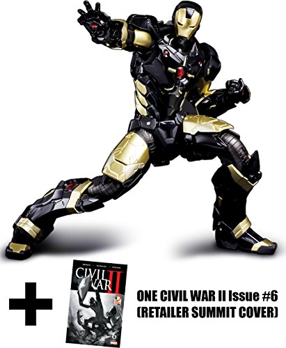 Iron Man (Marvel Now Black X Gold Ver): ~7