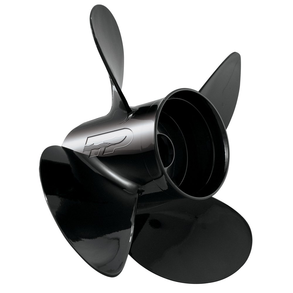 "Turning Point Propeller 21501530 Aluminum Hustler Propeller with 4.75"" Gear Case (90-300+ hp LE1515)"