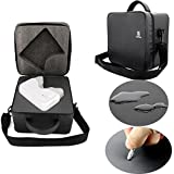 Case For DJI VR Goggles, Transer Waterproof Carrying Bag Storage Bag Case Cover Pouch Shoulder Bag For DJI VR Goggles (Black)
