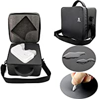 Case For DJI VR Goggles, Transer Waterproof Carrying Bag Storage Bag Case Cover Pouch Shoulder Bag For DJI VR Goggles (Black)