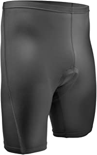product image for Men's Padded Classic Bike Shorts Cycling Bicycle BikingMade in USA