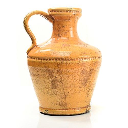 Grecian Vase - IMPULSE! Grecian Collection Vase, Yellow