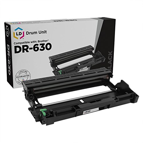 LD Compatible Replacement for Brother DR630 Laser Drum Unit for Brother DCP L2520DW, L2540DW, HL L2300D, L2320D, L2340DW, L2360DW, L2380DW, MFC L2700DW, L2705DW, L2707DW, L2720DW, & L2740DW