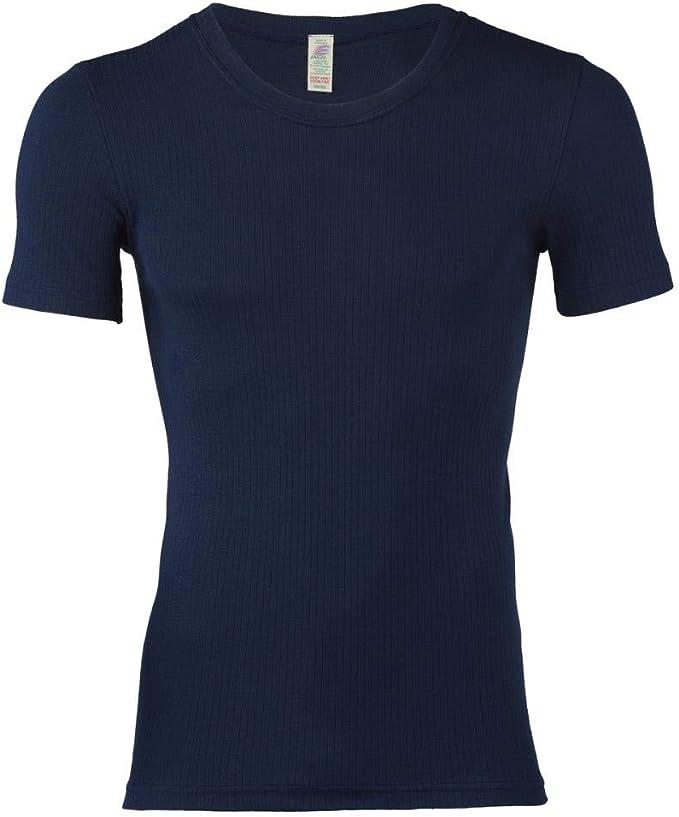 Engel Herren Shirt Kurzarm Bio-Baumwolle