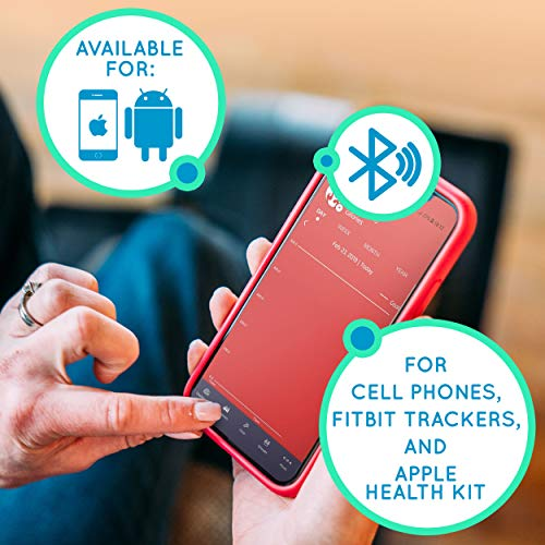 Cubii Under Desk Elliptical Machine - Exercise and Rehabilitate at Home or Office, Bluetooth Exerciser Syncs with Fitbit, Android, and iPhone by Cubii (Image #4)