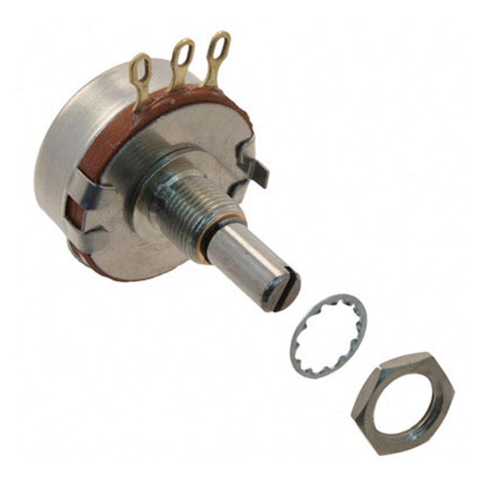 Clarostat/Honey RV4NAYSD103A 10k Ohm Potentiometer 10% 2W 6.35 mm Shaft