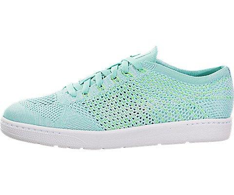 Nike Womens Tennis Classic Ultra Flyknit Hyper Turq/White Tennis Shoe 6.5 Women US