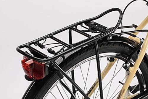 Conor Bicicleta Malibu Mixta Crema WM. Bicicleta para Ciudad Dos Ruedas. Bici Urbana para Adultos para Dar Paseos. Bike desplazarse cómodamente por la Ciudad. Ruedas 26 Pulgadas.: Amazon.es: Deportes y aire libre