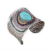 Yuriao Jewelry Fashion Individuality Cuff Bracelet