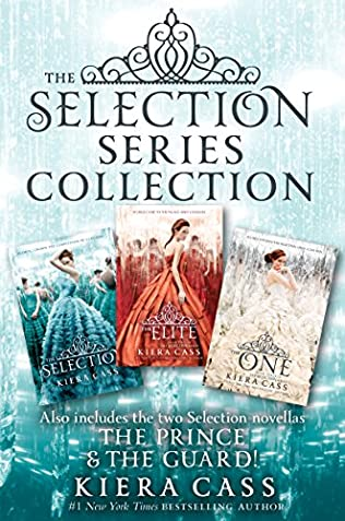 book cover of The Selection Stories Collection
