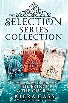 Selection 3 Book Collection Elite Prince ebook