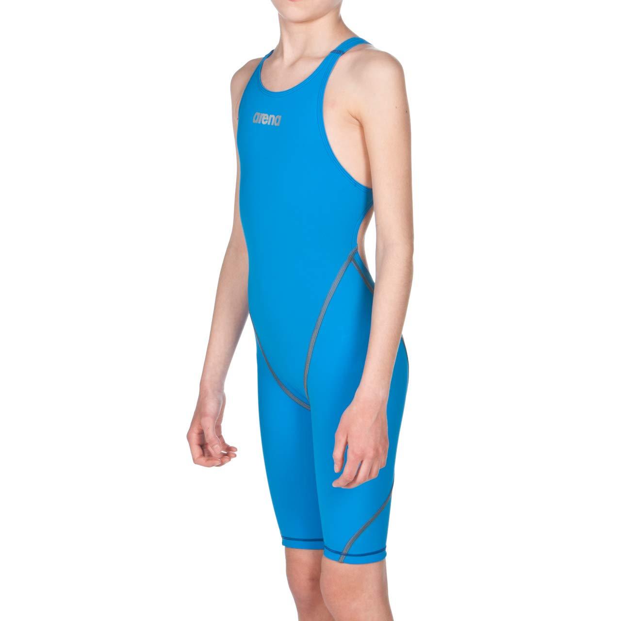 Costume da Bagno Bambina G Powerskin St 2.0 Le Open Back Racesuit ARENA